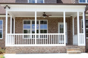 Screen Porch Exterior