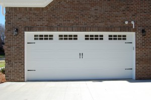 Two Car Extended Garage