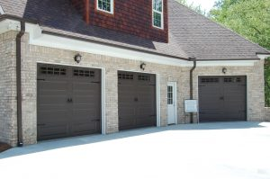 Three Car Split Garage