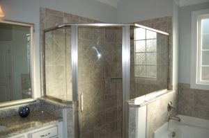 Master Bathroom Tile Shower